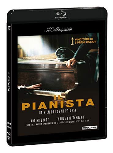 """Il Pianista """"Il Collezionista"""" Combo (Br+Dv) (Ltd Cal)"""