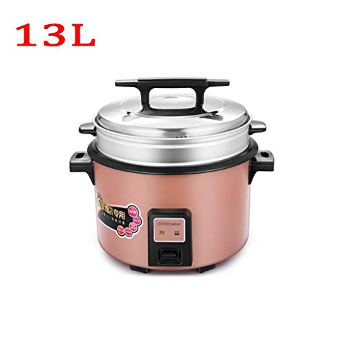 Best Prices! Rice Cooker Large Capacity 15-25 People With Steamer Canteen Hotel Commercial Hotel Hom...