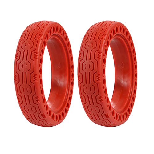 FOLOU Electric Scooter Replacement Wheels Solid Never Flat Tires for Xiaomi M365, Solid Tire Replacement for Electric Scooter gotrax gxl V2, 8.5...