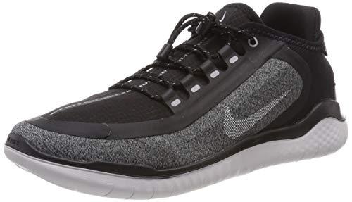 Nike Men's Free RN 2018 Shield Running Shoe Black (11)