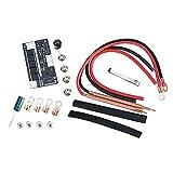 Perfeclan Dispositivo de Soldadura Por Puntos de 12 V para Batería de Litio 18650/26650/32650