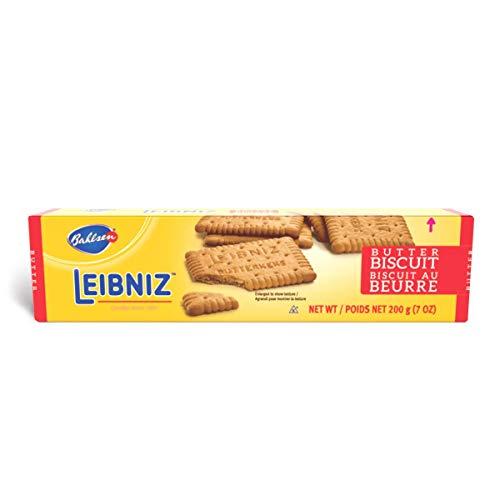 Bahlsen Leibniz Butter Biscuit Cookies (1 box) | Our classic original...
