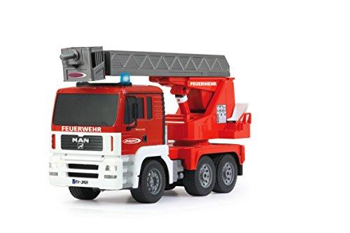 RC Auto kaufen Feuerwehr Bild 2: Jamara 405008 Feuerwehr Drehleiter*