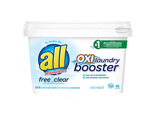 all OXI Laundry Booster for Sensiti…