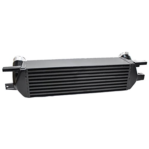 Rev9 ICK-070 Front Mount Intercooler Upgrade Kit, Bolt-On Replacement, compatible with Ford Mustang 2.3L EcoBoost 2015-20