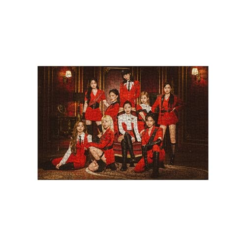 TWICE JAPAN 3rd ALBUM 「 Perfect World 」 リリース記念 グッズ パズル
