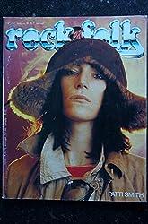 ROCK & FOLK 141 OCTOBRE 1978 COVER PATTI SMITH GALLAGHER JOHN MC LAUGHLIN RANDY CALIFORNIA