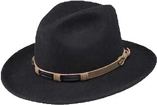 Stetson Lockett Wool Cowboy Hat, Black, Large