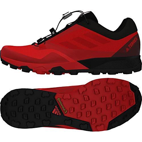 Adidas Terrex Trailmaker, Zapatillas de Trail Running para Hombre, Negro (Negbas/Roalre/Negbas 000), 44 EU