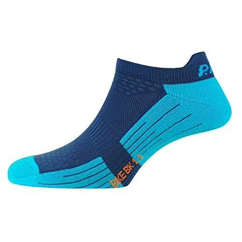 P.A.C. Bike Footie Zip Men Socken