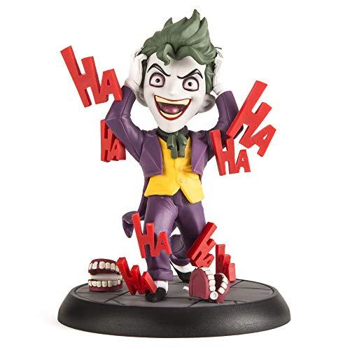 Action Figure The Killing Joke - Joker Q-fig, Quantum Mechanix, DCC-0612, Multicor