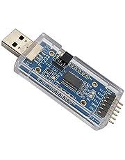 DSD TECH Adaptador Serie USB a TTL con chip FTDI FT232RL, Compatible con Windows 10, 8, 7 y Mac OS X.