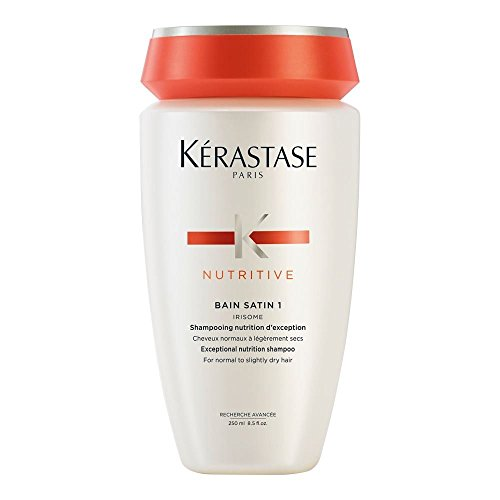 Kerastase Nutritive Bain satin 1, 250ml - shampooing pour cheveux normaux ou secs