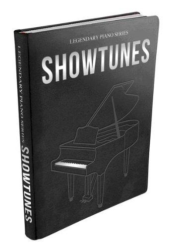 Showtunes Legendary Piano - Songbuch für Gesang und Klavier mit 42 bekannten Musical-Hits - Music Sales - AM1003541-9781780381657