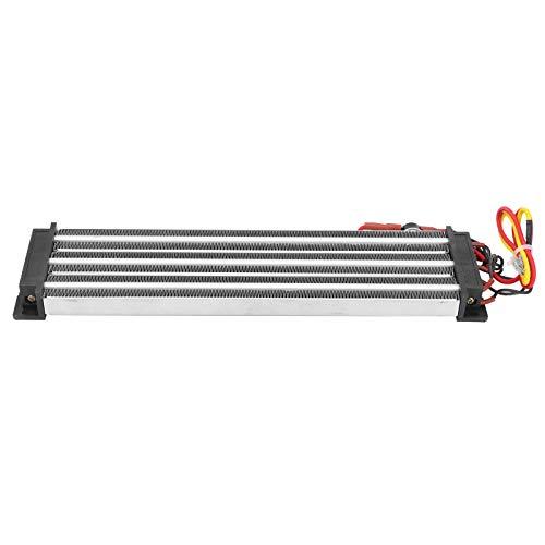 Calentador de aire de cerámica PTC Componente calefactor aislado Temperatura constante AC220V 2500W Elemento calefactor PTC