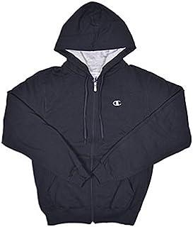 Champion チャンピオン スウェット ジップパーカー メンズ Eco Fleece Full Zip Hood アメリカモデル S2468 [並行輸入品]