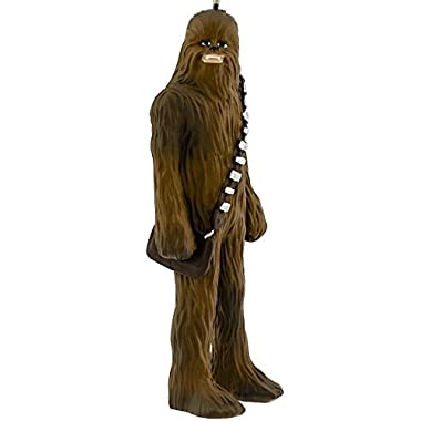 Hallmark Star Wars Chewbacca Ornament 2016