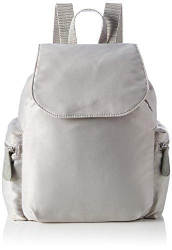 s.Oliver Damen City Rucksack Daypack Backpack 39.704.94.5800, Grau,36x14x24 cm (B x H x T)