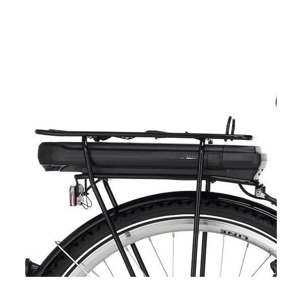 41zdH7PwY1L. SS600  - Fischer E-Bike City CITA 2.0, Elektrofahrrad, petrol matt, 28 Zoll, RH 44 cm, Mittelmotor 50 Nm, 36 V Akku