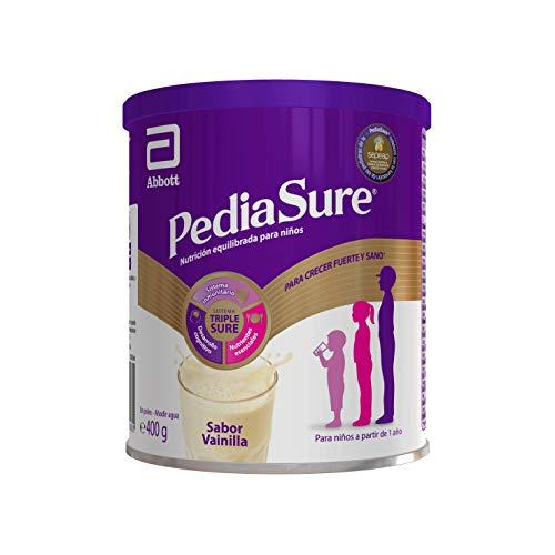 Cerca del 70% del crecimiento ocurre en los primeros 10 años de vida (1); ayúdale a crecer fuerte y sano (2) Si lo necesita, apoya su nutrición con un complemento alimenticio; PediaSure es un complemento alimenticio que contiene nutrientes de los 5 g...