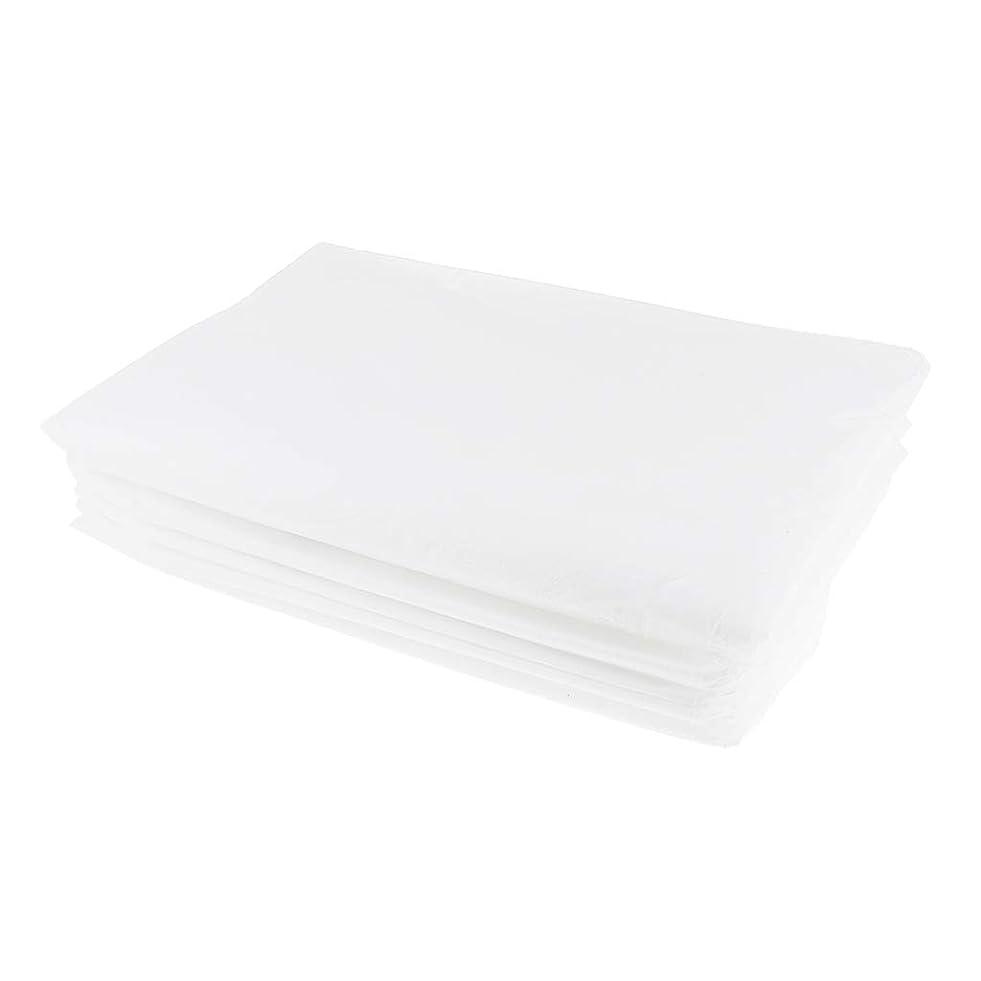 表現排泄物口径FLAMEER ベッドシーツ 使い捨て 防水シーツ 衛生的 多用途 滅菌マットレス 5個 不織布 耐油性 マッサージ