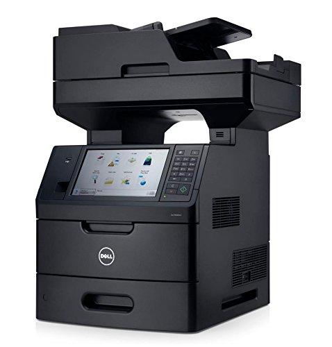 DELL B5465dnf - Impresora láser (1200 x 1200 DPI, 300000 páginas por mes, Laser, 66 ppm, 4 s, 40 ppm)