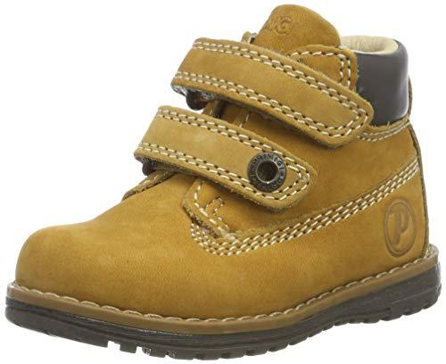 PRIMIGI Baby Jungen PCA 44112 Stiefel, Gelb (Senape 4411200), 25 EU