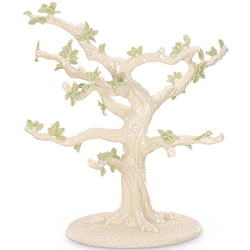 Lenox Miniature Ornament Tree Figurine Irish Christmas (Ornaments Not Included)