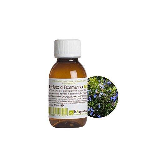 La Saponaria - Idrolato di rosmarino bio 100ml