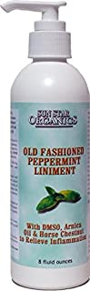 Sun Star Organics Liniment Old Fashioned Peppermint 32oz