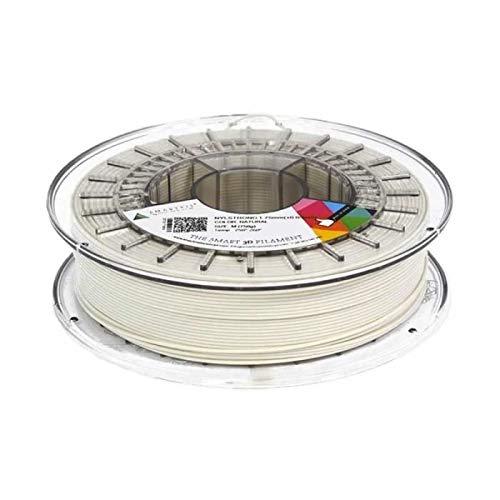 Smartfil NYLSTRONG, 1.75mm, Natural, 750g Filamento para Impresión 3D de Smart Materials 3D
