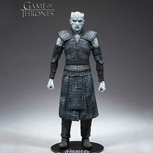 Byrhgood HBO Figura: Juego de King Acción figurs de Tronos-Noche (Armas Puede) Formulario de Home Box Office Colección Figura 23cm