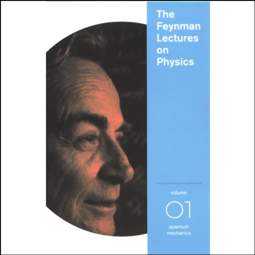 The Feynman Lectures on Physics: Volume 1, Quantum Mechanics cover art