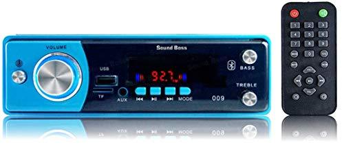 Sound Boss Bluetooth/USB/SD/AUX/FM Car Mp3 Player