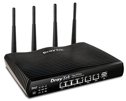 DrayTek Vigor 2926ac Wireless Router (802.11ac+Dual-Ethernet)