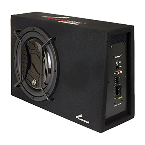 "Audiopipe Single 12"" Sealed Bass Enclosure 600W"