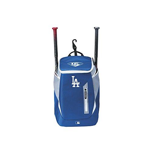 Louisville Slugger–Set Original MLB Stick Pack, Color Los Angeles Dodgers, tamaño n/a