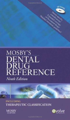 Mosby's Dental Drug Reference (Mosby's Dental Drug Consult)