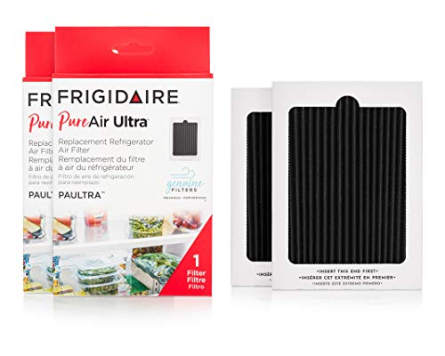 Frigidaire PAULTRA2PK PureAir Ultra 2 Pack Air Filter, 2 Count (Pack of 1)