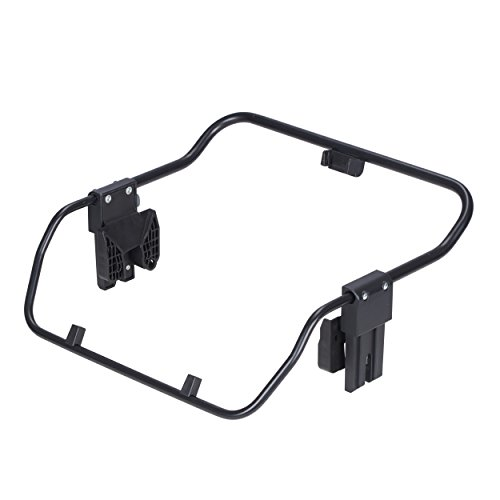 Evenflo Parallel Stroller Adapter for Infant Car Seats, Black