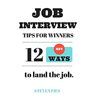 Job Interview Tips for Winners cover art