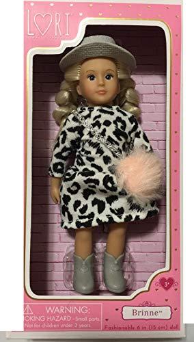 Lori Brinne (Our Generation) Mini Fashion 6 inch Doll