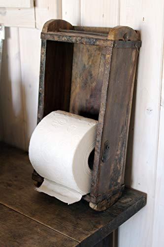 GH Toilettenpapierhalter Ziegelform