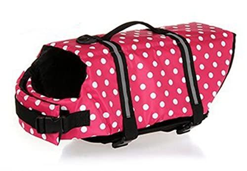 Hundsimdräkt Husdjur, Säkerhet Baddräkt Sommar Hund Flytjacka Simning Flytväst Husdjur Säkerhet Hund Badkläder