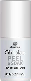 Alessandro Striplac Peel Or Soak Tip Whitener, 8 ml
