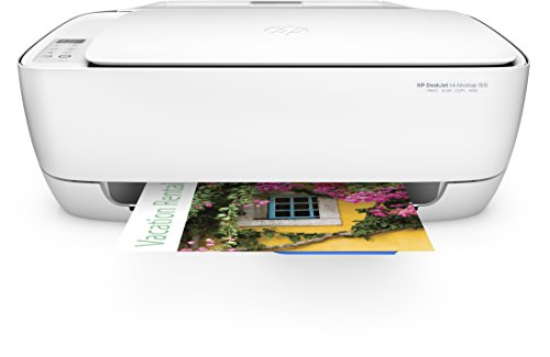 HP Deskjet 3636 Multifunktionsdrucker (Instant Ink, WLAN Drucker, Scanner, Kopierer, AirPrint)