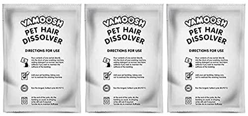 Vamoosh Pet Hair Dissolver 3x100g - VAM001