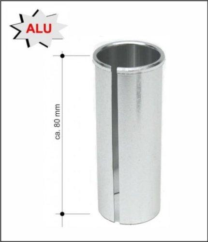 Profex Adapter-Hülsen Reduzierhülse für Sattelstütze 25,4 auf .... mm - 01050801 (27,2 Millimeter)