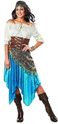 Fortune Teller Costume, Small (4-6)