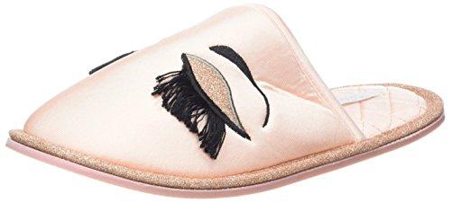 Carvela Skyler Slipper, Pantofole Donna, Pink, Small EU